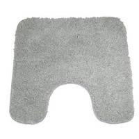 Коврик д/ванної polyester GOBI  55х55 сірий_10.12509