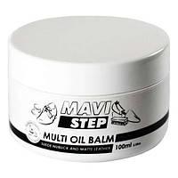 Бальзам для замши и нубука MAVI STEP Multi Oil Balm, 100 мл