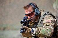 Оригинал Баллистические тактические очки ESS Crosshair One с дужками Crossbow Прозорий