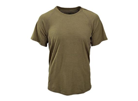 Оригинал Футболка военная US military New Balance Tee Shirt MIL701, Coyote Tan Small, Койот (Coyote)
