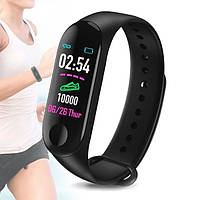 Фитнес-браслет Xiaomi Mi Band М3 / Смарт часы