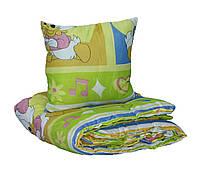 Комплект детский Чарівний сон одеяло 110х140 см + подушка 40х40 см (210533)