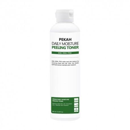 Тонер с кислотами Pekah Daily Moisture Peeling Toner