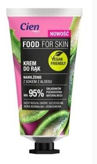 Крем для рук Cien Nowosc Food For Skin 50 ml