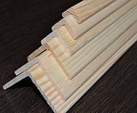 Уголок деревянный Лиственница, фото 1