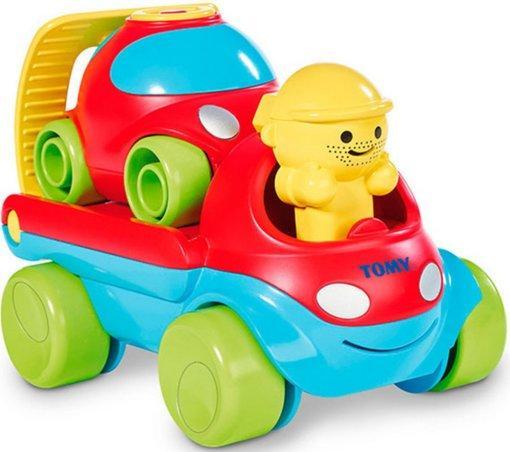Tomy Спасательный автомобиль, 72422 (Уценка)