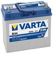 Аккумулятор 45Ah-12v VARTA BD(B34) (238х129х227),L,EN330