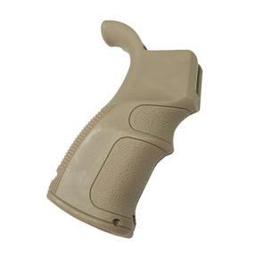 Оригинал Полимерная рукоять IMI M16/AR15 EG Grip ZG102 Тан (Tan)