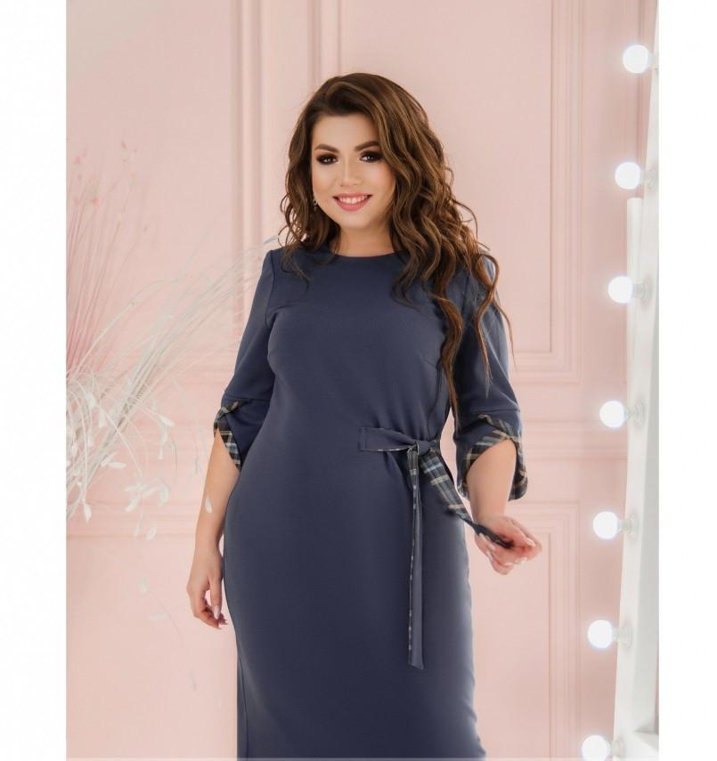 Платье Minova 18 -215-деним