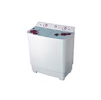Пральна машина напівавтомат VILGRAND V551-10G (5,5 кг,скляна кришка,центриф,помпа)