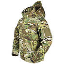 Оригинал Софтшелл куртка без утепления Condor SUMMIT Zero Lightweight Soft Shell Jacket 609 Large, Coyote Tan, фото 3