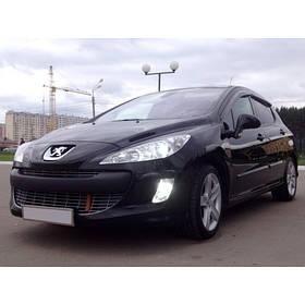 Вітровики 4 двері Peugeot 308 2007-2014