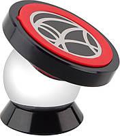 Магнитный автодержатель YOUFO UF-X для телефонов и планшетов (Черный)