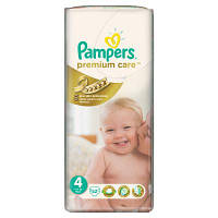 Подгузник Pampers Premium Care Maxi (7-14 кг), 52шт (4015400278818)