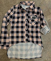 Рубашка для девочек 128 / 164 см