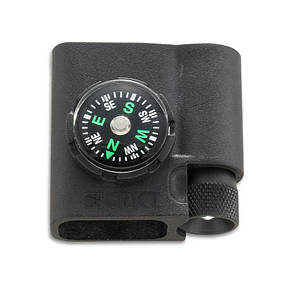 CRKT Survival Bracelet Accessory 9700 - Compass and LED Чорний