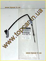 Датчик температуры выхлопных газов Renault Duster  ОРИГИНАЛ 8201028744