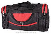 Дорожная сумка H&Y 35л черный