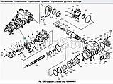 Механізм рульовий КАМАЗ (ремонт) 4310-3400020-01, фото 2