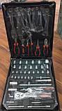 Набір інструментів German International валіза Великий набір предметів 399, фото 5