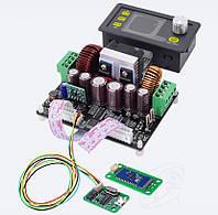 Набор для сборки ЛБП DPH5005 USB+Bluetooth (понижающе-повышающий DC-DC программируемый источник питания 0-50V