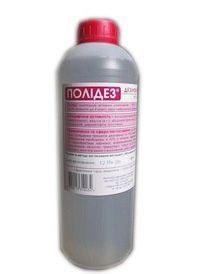 Дезинфицирующее средство «Полидез», марка А в 1л бутылке