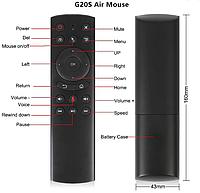 Голосовой Air Mouse G20S + гироскоп +IR обучение