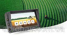 Система навигации. Агронавигатор. Курсоуказатель. Навигатор на трактор. Сельхознавигатор Agroglobal AGN AT5