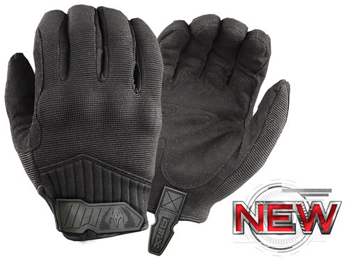 Оригинал Тактические перчатки Damascus Unlined Hybrid Duty Gloves ATX-65 XX-Large, Чорний