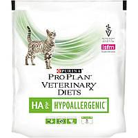 Purina Pro Plan PVD HA Hypoallergenic 325 г - Лечебный сухой корм Пурина для Кошек при аллергии