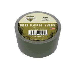 Оригинал Армированая лента для ремонта снаряжения Tac Shield 100 MPH Tape 10 Yards 0398 Олива (Drab)