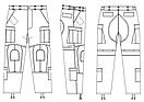 USGI Army Combat Pants Multicam, Flame Resistant (негорюче/вогнетривке) Large Regular, Crye Precision MULTICAM, фото 2