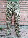 USGI Army Combat Pants Multicam, Flame Resistant (негорюче/вогнетривке) Large Regular, Crye Precision MULTICAM, фото 5