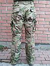USGI Army Combat Pants Multicam, Flame Resistant (негорюче/вогнетривке) Large Regular, Crye Precision MULTICAM, фото 6