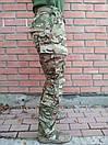 USGI Army Combat Pants Multicam, Flame Resistant (негорюче/вогнетривке) Large Regular, Crye Precision MULTICAM, фото 7