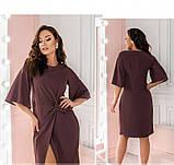 Платье Minova 13136В-бисквит, фото 3