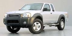 Nissan Frontier (2001-/2008-)