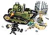 Конструктор Военный танк Sembo Block 368 деталей 101269, фото 4