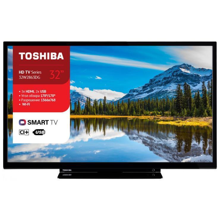 Телевизор Toshiba 32W1863DG