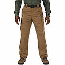 Тактичні штани 5.11 Tactical Taclite Pro Pants 74273 32/32, Battle Brown, фото 6