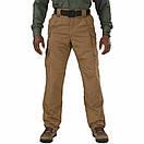 Оригинал Тактические штаны 5.11 Tactical Taclite Pro Pants 74273 36/34, Battle Brown, фото 6