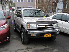 Дефлектор капота ( мухобойка ) Toyota 4Runner 1995-2002