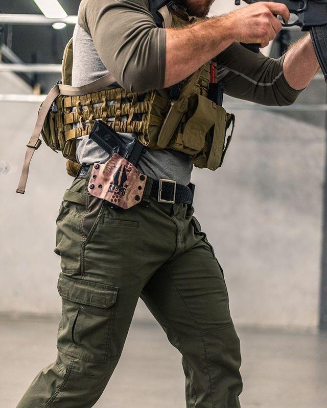 Оригинал Тактические штаны 5.11 Tactical Taclite Pro Pants 74273 32/34, Storm