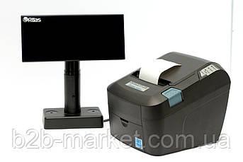 Фіскальний реєстратор Datecs FP-320 з індикатором клієнта