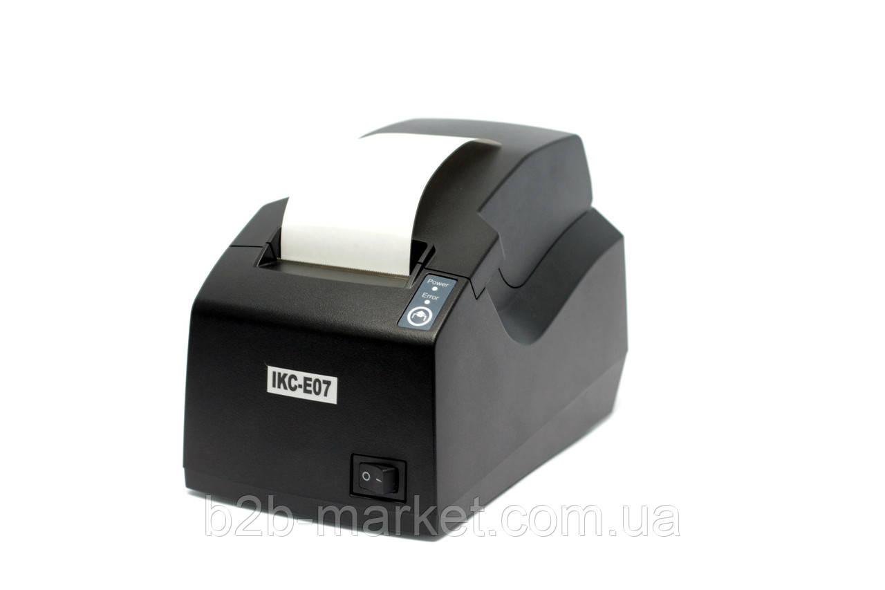Фіскальний реєстратор IKC – E07