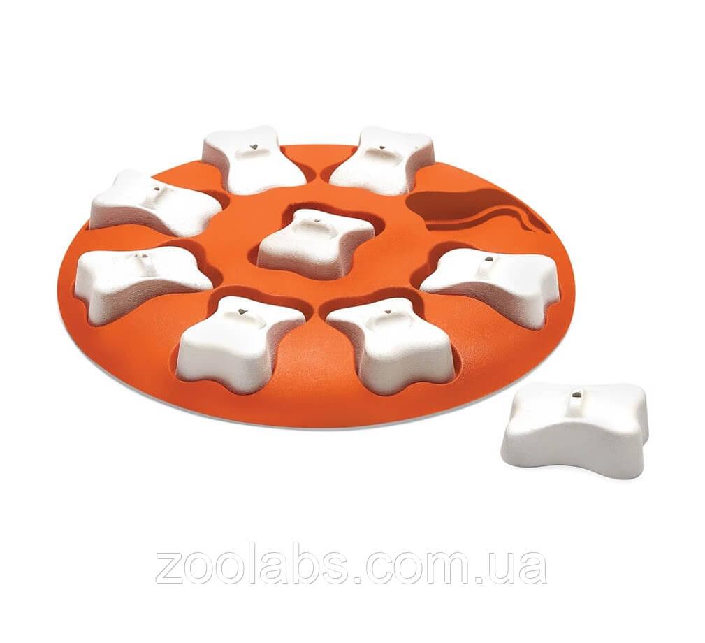 Интерактивная игрушка-головоломка для собак Nina Ottosson Dog Smart