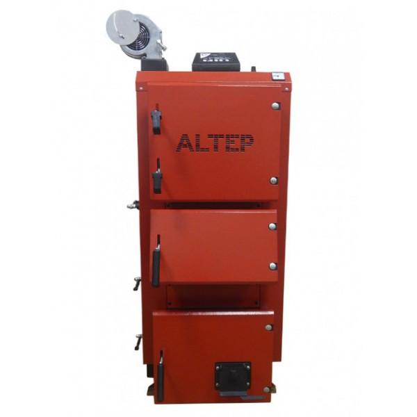 Твердотопливный котел Альтеп Duo Plus 19 кВт