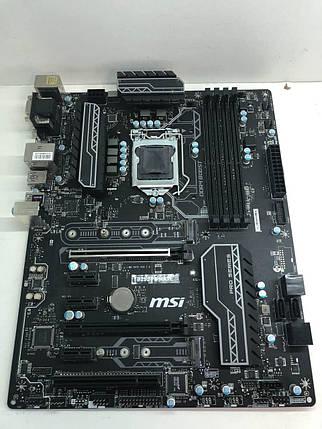 Хорошая материнская плата 1151 сокет 4 слота DDR4 Intel 6/7 поколение, фото 2