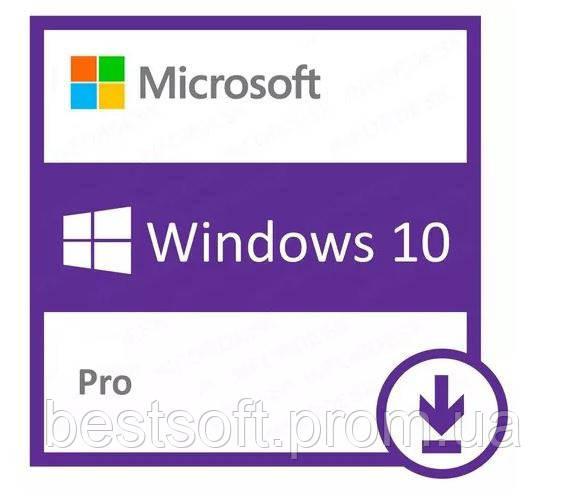 Windows 10 Профессиональная, 64bit, ОЕМ (ключ), Б/У