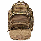 5.11 RUSH 72 BACKPACK 58602 Crye Precision MULTICAM, фото 9